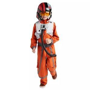 Disney Poe Dameron Costume for Kids Star Wars